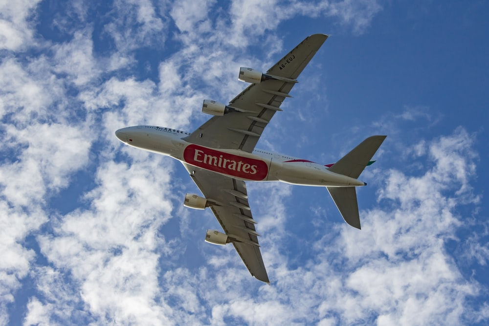 Emirates Airlines Booking Flights