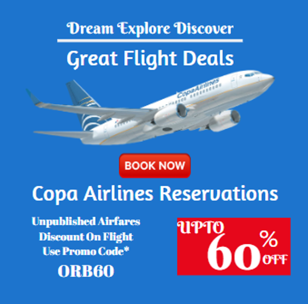 Copa Airlines Flight Reservations